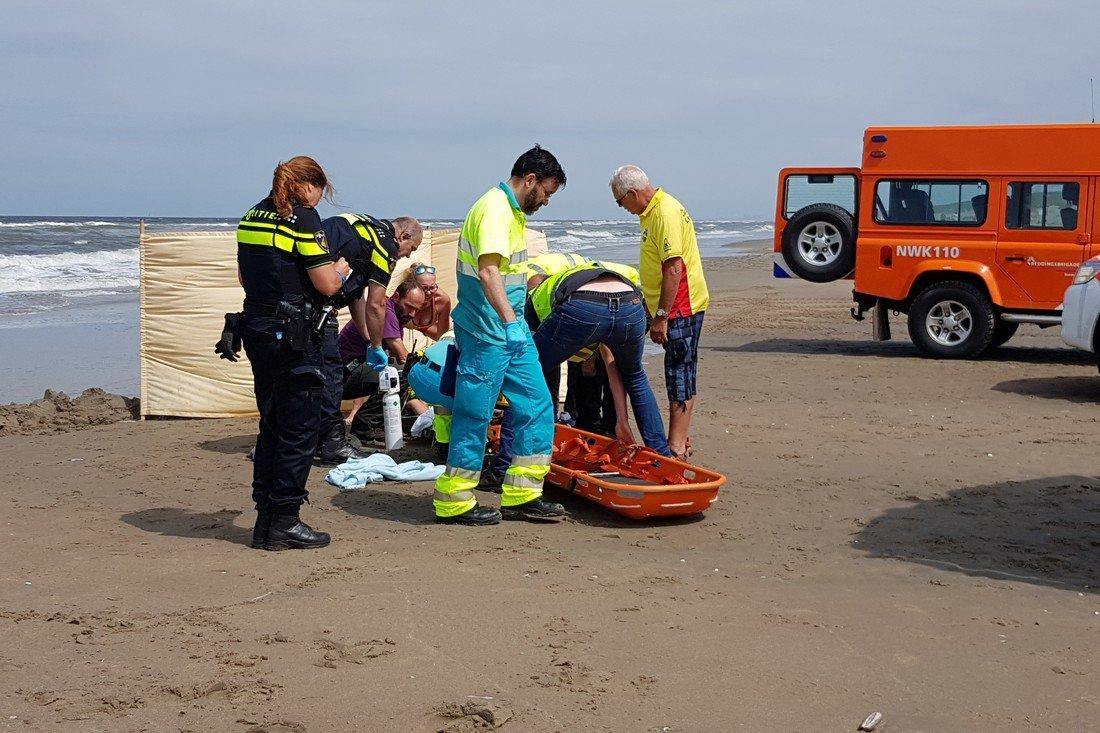 Vrouw raakt gewond na val van een paard in Noordwijk