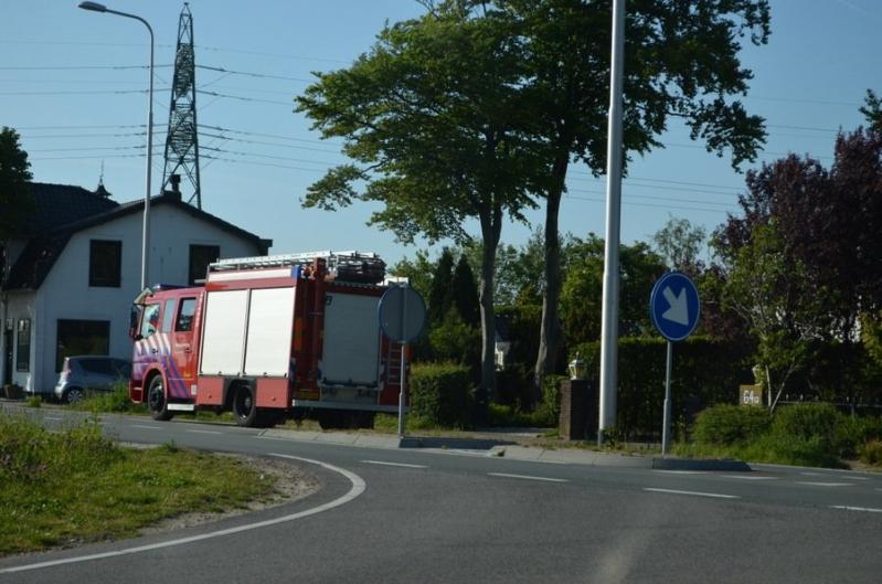 P 1 Brandgerucht (VK: 2) ESSO (BOA) 's-Gravendamseweg - N443 14 Noordwijkerhout