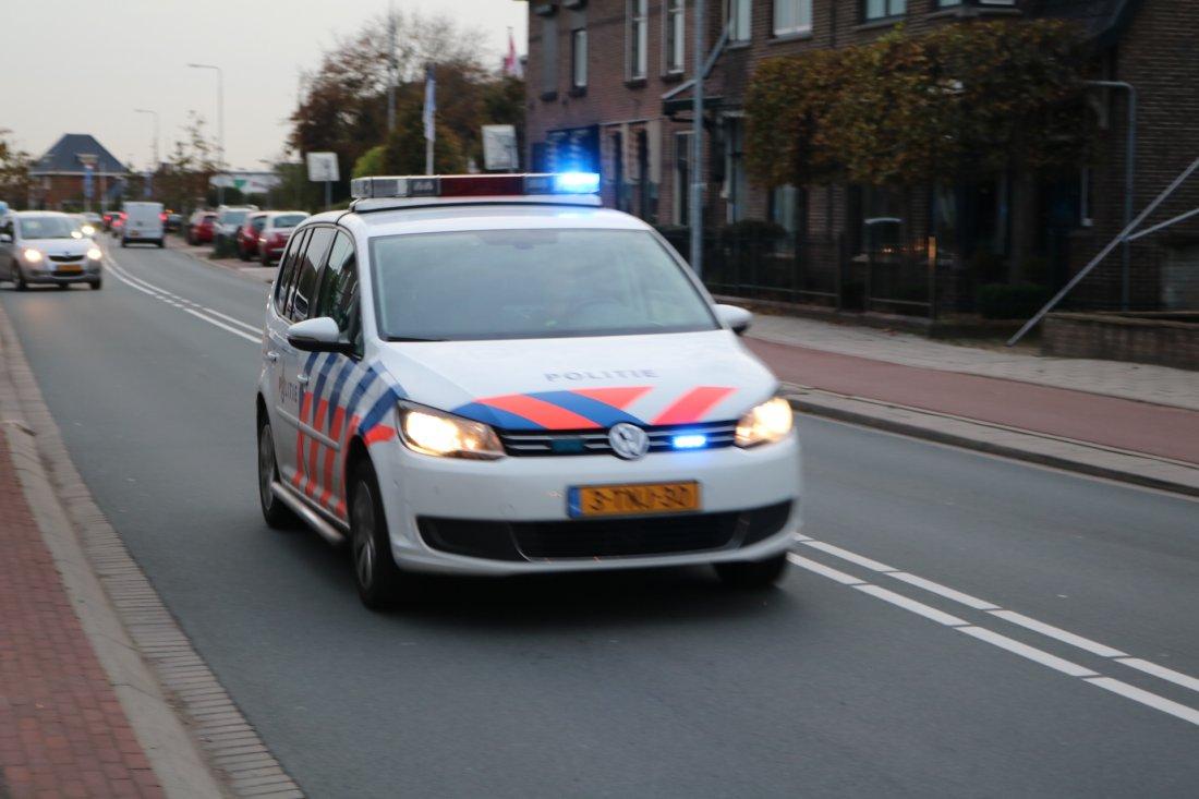 Ongeval fiets/fiets/auto Leidsestraat Hillegom