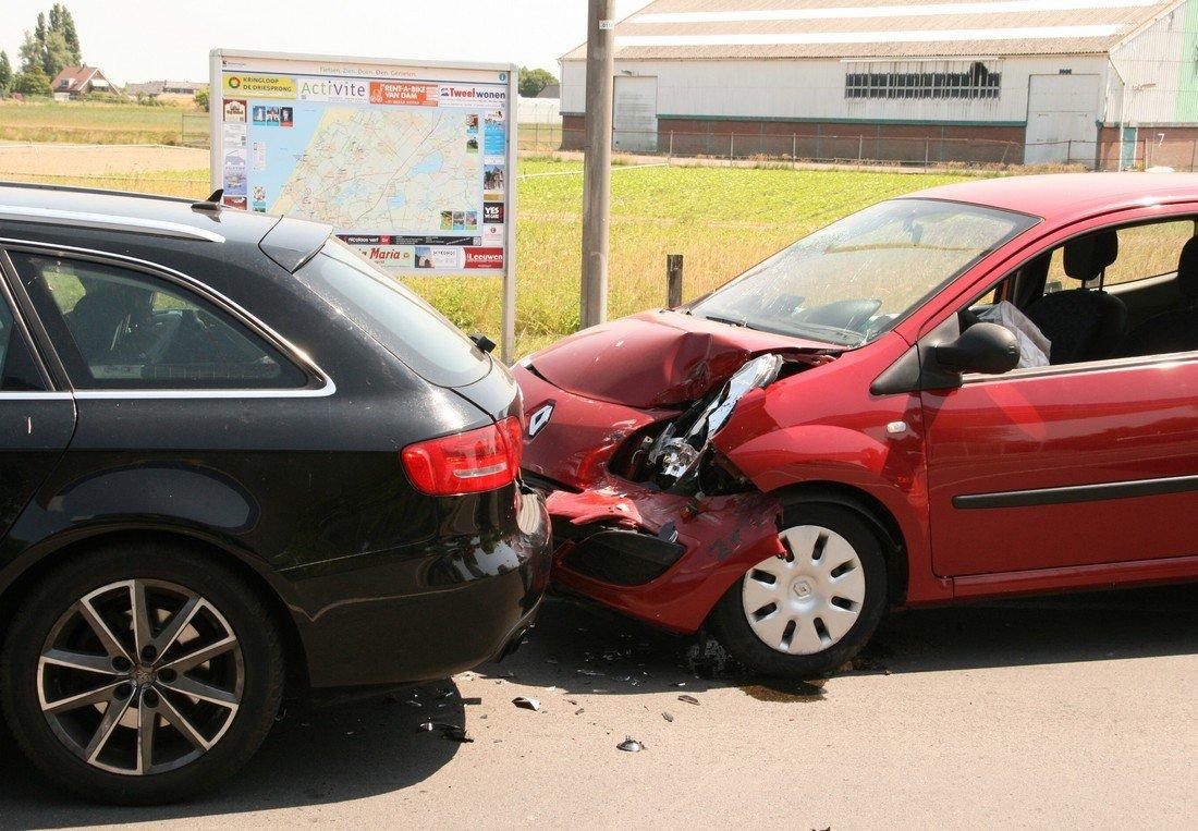 Ongeval Noordwijkerweg N449 Rijnsburg