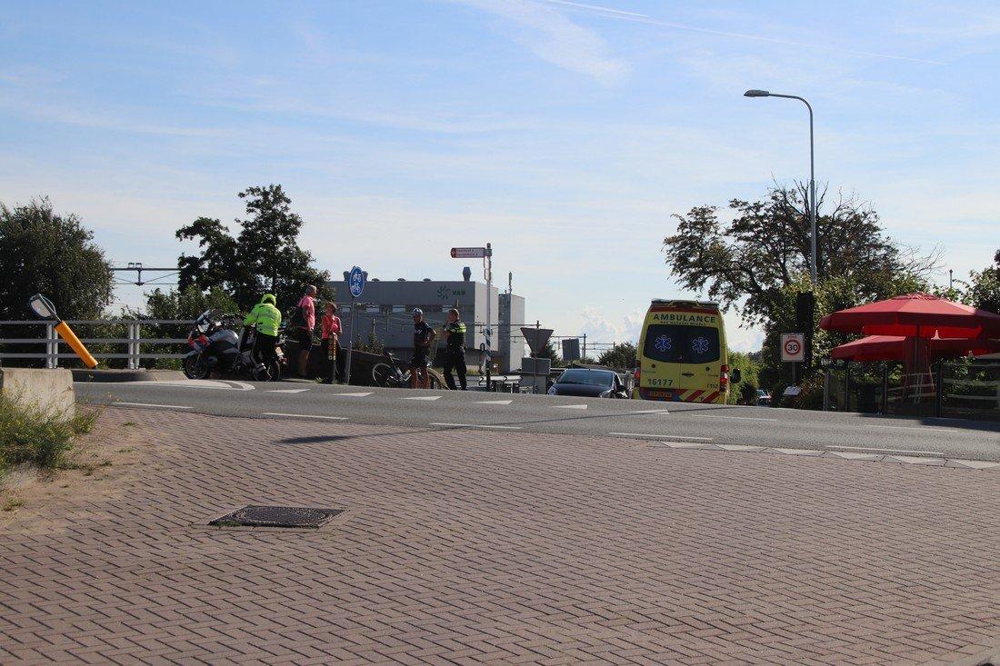 Ongeval Gravendamseweg N443 Noordwijkerhout
