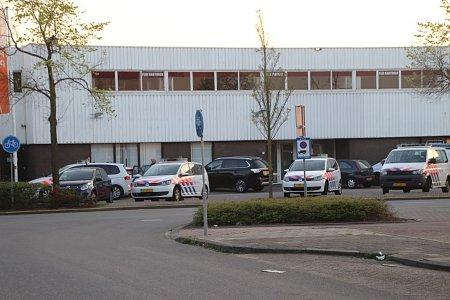 Vechtpartij Steenbakkerstraat Katwijk