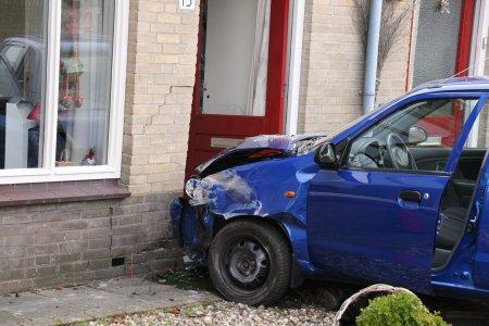 Ongeval beknelling Parelduiker Noordwijk
