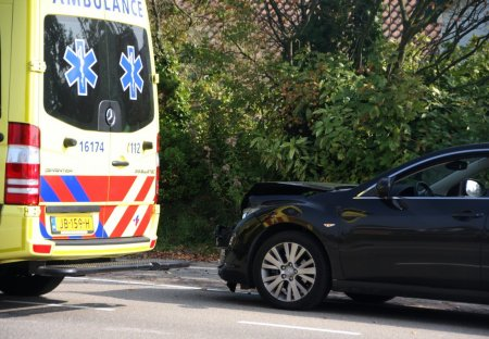 Ongeval Hoofdstraat/ Rijksstraatweg in Sassenheim