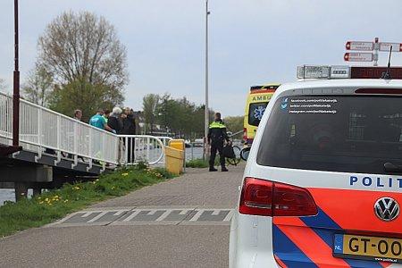 Fietser ernstig gewond na val Rijnsburg