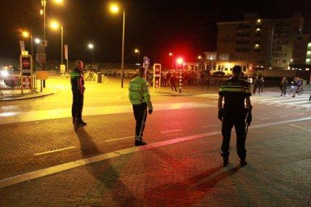Vechtpartijen en twee aanhoudingen uitgaansgebied Noordwijk