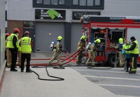 Brandweer wedstrijden klasse: TS HD en 112 in Katwijk en Valkenburg