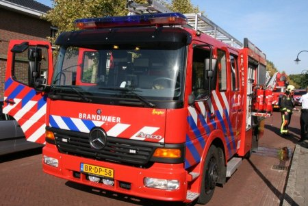 P1 Ongeval wegvervoer 's-Gravendamseweg Voorhout
