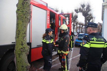 Gaslekkage melding Pickéstraat Noordwijk