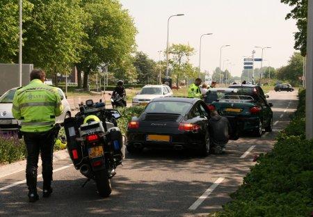 Ongeval Beeklaan Noordwijk