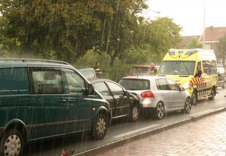 Ongeval s-Gravendamseweg N443 Noordwijkerhout