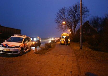 Ongeval Scooters Leidsevaart N444 Sassenheim