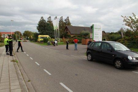 Ongeval Vinkenweg Rijnsburg