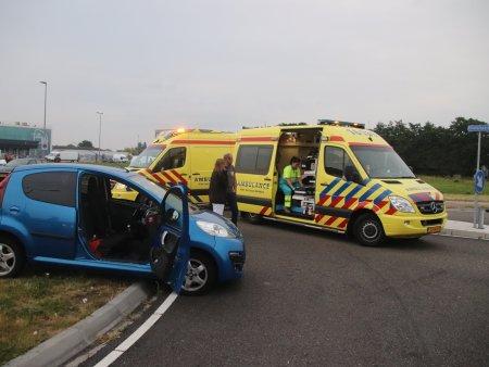 Ongeval Oosthoutlaan Sassenheim