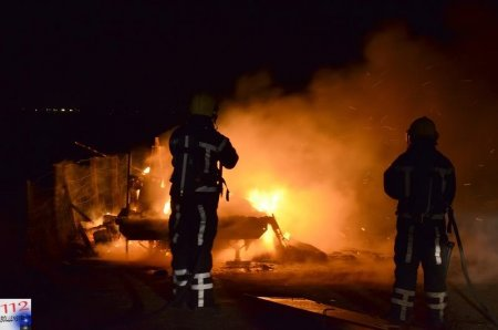 P1 Buitenbrand 's Gravendamseweg  Voorhout