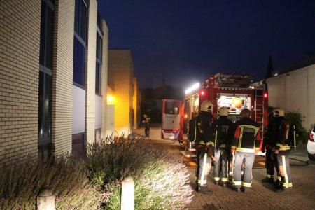 Gebouwbrand Tolhuisstraat Sassenheim