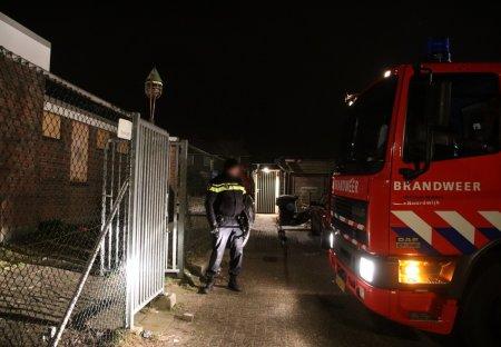 Inbreker aangehouden Kortebachstraat/Dorpsstraat Noordwijkerhout