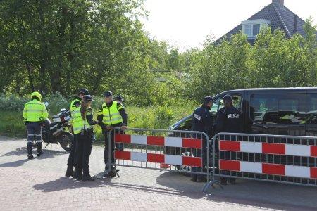 Integrale verkeerscontrole Sportpark Roodemolen Sassenheim