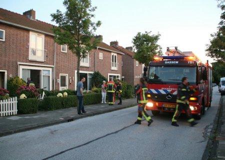 Gaslekkage Bijweglaan Sassenheim