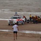 Zoekactie naar vermiste personen op zee