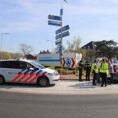 Ongeval Hoofdstraat Sassenheim