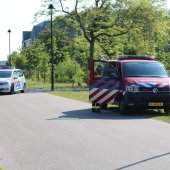 Gaslekkage Pauluslaan Noordwijk