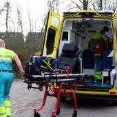 Ongeval Zeereep Noordwijkerhout
