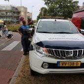 Ongeval fietsster Sandtlaan Rijnsburg