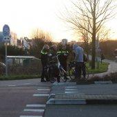 Ongeval van der Weidenlaan Noordwijkerhout