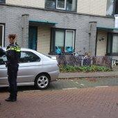 Ongeval fiets met auto Kastanjelaan Hillegom