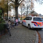 Meisje gewond na aanrijding Teijlingerlaan Sassenheim