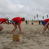Nationale Team WK Lifesaving 2016 in Noordwijk.