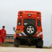 Inzet NRB strandafrit 20 Noordwijk
