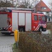 Middelbrand Graaf Florislaan Rijnsburg
