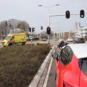 Ongeval van Berckelweg N444