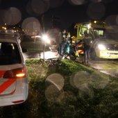 Ongeval scooter/fiets van Berckelweg N444 in Noordwijk