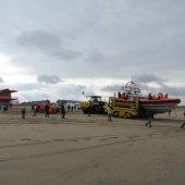 KNRM opent deuren voor publiek tijdens Reddingbootdag