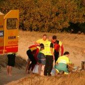 Vrouw raakt gewond na trap van een paard Duindamseslag Noordwijk