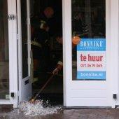 Wateroverlast Bomstraat Noordwijk