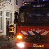 Nacontrole brand Floris Schoutenstraat Sassenheim