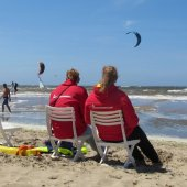 NRB waarschuwd voor gevaarlijke zwin Noordwijk