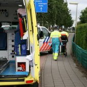 Jongen raakt gewond bij val met brommer van de Mortelstraat Noordwijk