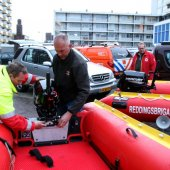 Twee nieuwe boten voor de Reddingsbrigade Noordwijk