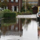 Wateroverlast Noordwijk