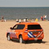 Zwemmer vermist Katwijk