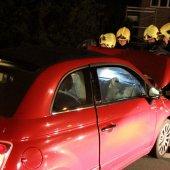 Twee gewonden bij ongeval 's-Gravendamseweg N443 in Voorhout
