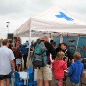 EHBZ en SOS Dolfijn bij Rescue Vlissingen
