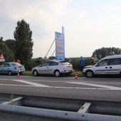 Ongeval Ir G Tjalmaweg N206 Oegstgeest