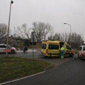 Ongeval Westerbaan Katwijk