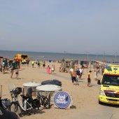 Vrouw onwel veel hulpdiensten ter plaatsen Katwijk